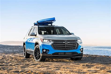 2018 Chevy Traverse Concept by 2018 Chevrolet Traverse Sup Concept News And Information