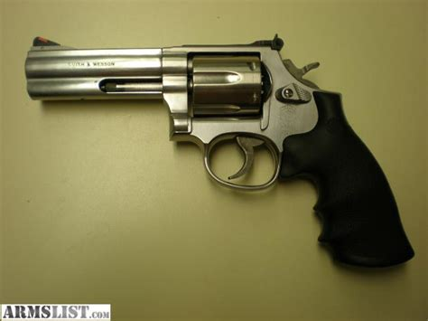 smith rubber st armslist for sale s w model 686 357 magnum 4 quot s s revolver