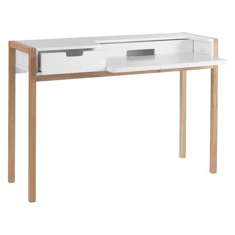 computer desk sale uk quint white laptop desk buy now at habitat uk