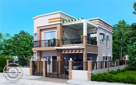 2 storey house carlo 4 bedroom 2 story house floor plan eplans modern house designs small house