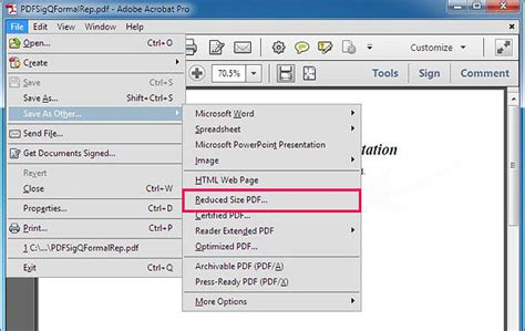 compress pdf how to compress pdf file or reduce file size