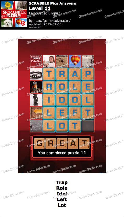 scrabble solver scrabble scrabble pics level 11 solver