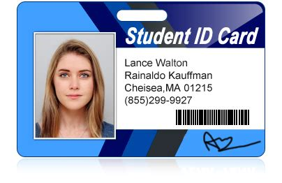 how to make a student id card order student id cards maker software to create