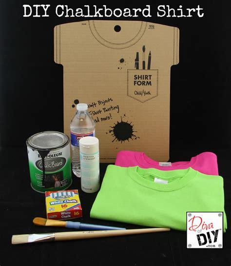 diy chalkboard t shirt diy chalkboard shirt of diy