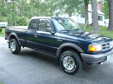 how cars work for dummies 1997 ford ranger engine control range97 1997 ford ranger regular cab specs photos modification info at cardomain