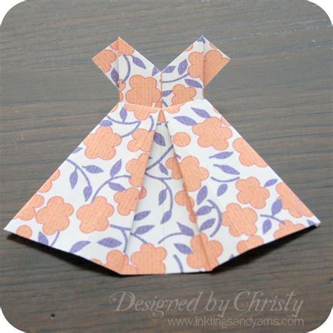 paper origami dress origami dress tutorial origami