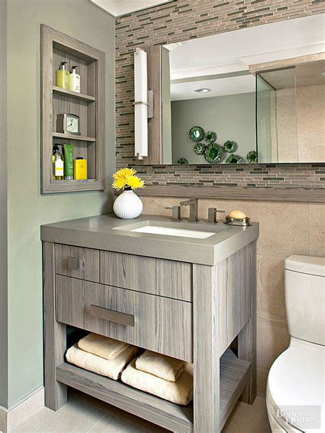 Bathroom Cabinets And Vanities Ideas by Small Bathroom Vanity Ideas Better Homes Gardens