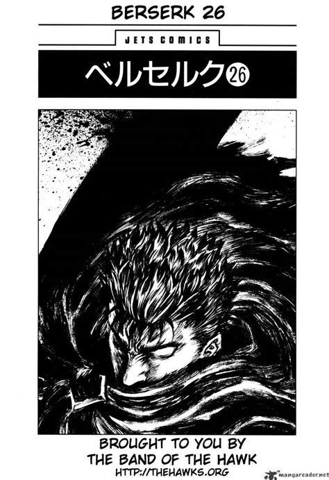berserk chapter 26 volume 26 mangakakalot