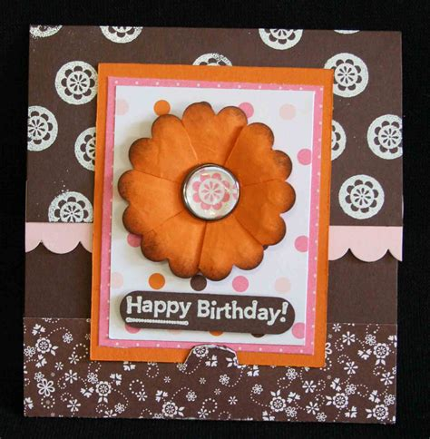 make your own happy birthday card birthday cards creations by miriam