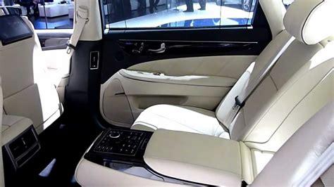 2014 Hyundai Equus Msrp by 2014 Hyundai Equus Rear Seat