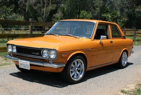 Datsun 510 Coupe For Sale by Ka24e Powered 1972 Datsun 510 5 Speed For Sale On Bat