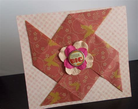 make origami cards ten ideas for origami greeting cards