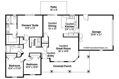 bungalo house plans bungalow house plans strathmore 30 638 associated designs