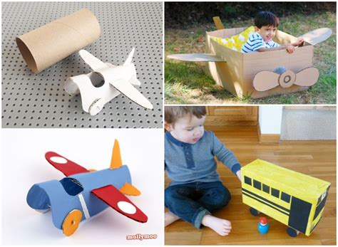box crafts for creating from our recycle bin 30 of the best cardboard
