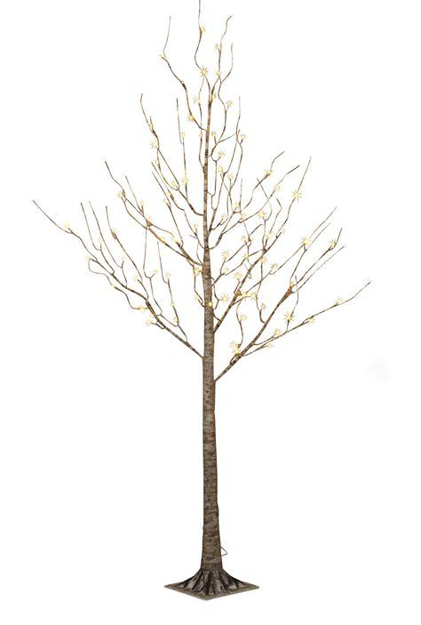 tree 6ft led birch tree 6ft