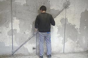 Wand Glätten Womit by Wand Verputzen Wand Spachteln Anleitung Diybook De