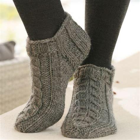 knitting pattern for boot socks alaska knitted ankle socks free pattern knitting socks