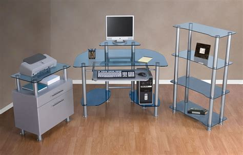 z line glass computer desk tips for choosing the best glass computer desk moroccan