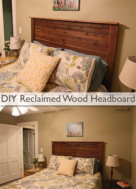 how to make a headboard out of wood diy reclaimed wood headboard 25