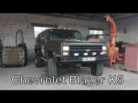 merricks garage k5 blazer bumper build with a bomb and 1985 cucv chevy k5 blazer doovi