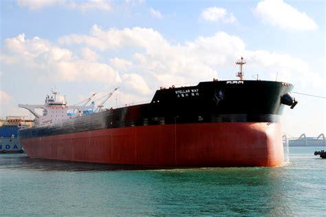 Hyundai Shipyard by Hyundai Shipyard Builds Ballast Free Eco Friendly Ship