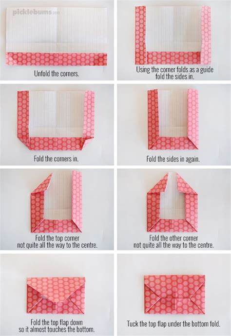 how to make an origami envelope step by step two easy foldable letters free printable envelopes and