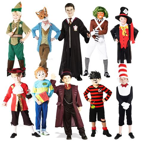 pictures of book characters boys story book week characters fancy dress world book day