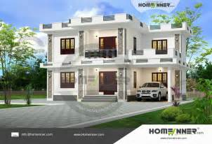 5 bedroom storey house plans 5 bedroom storey contemporary house plan