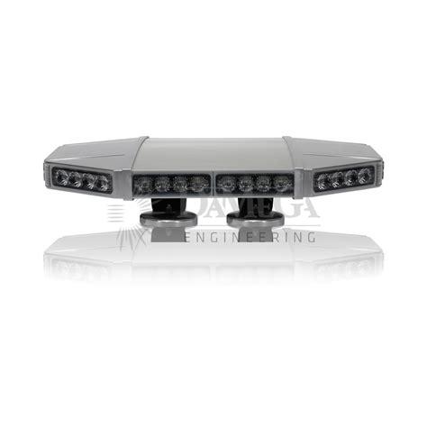 18 led light bar 18 quot saber tir mini led light bars warning and emergency light