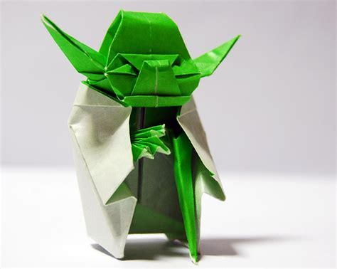awsome origami awesome origami yoda 2016