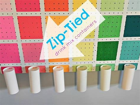 project runway craft kits peg board ideas crafts rooms zip ties peg boards