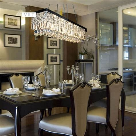 dining room table chandeliers modern simple dining room chandeliers decolover net