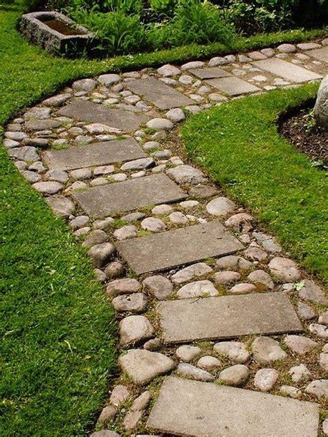 cheap ideas for garden paths 27 easy and cheap walkway ideas for your garden walkway