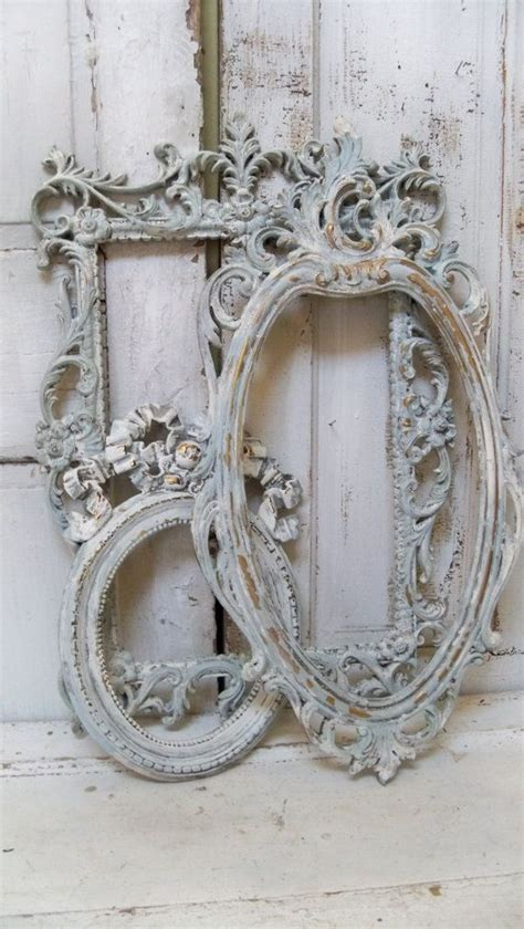 cheap shabby chic picture frames best 25 shabby chic frames ideas on shabby