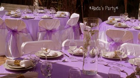 purple and white decorations abda s decorations purple and white wedding