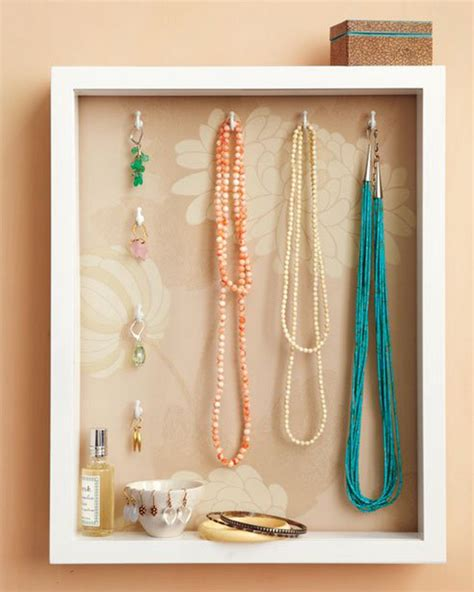 how to make a jewelry organizer interior attractive necklace holder diy for better