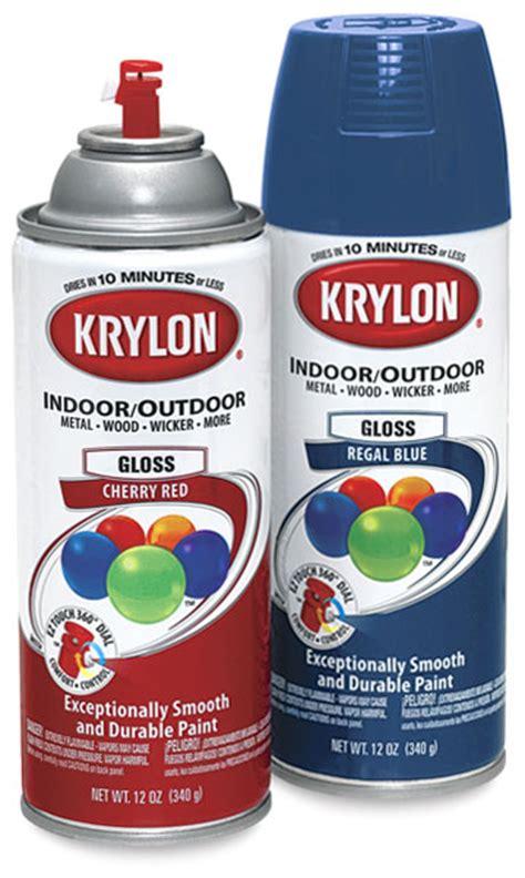 spray paint krylon krylon spray cans