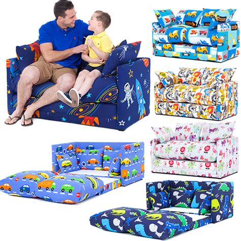 children sofa bed children s prints bedroom sofa bed fold out boys