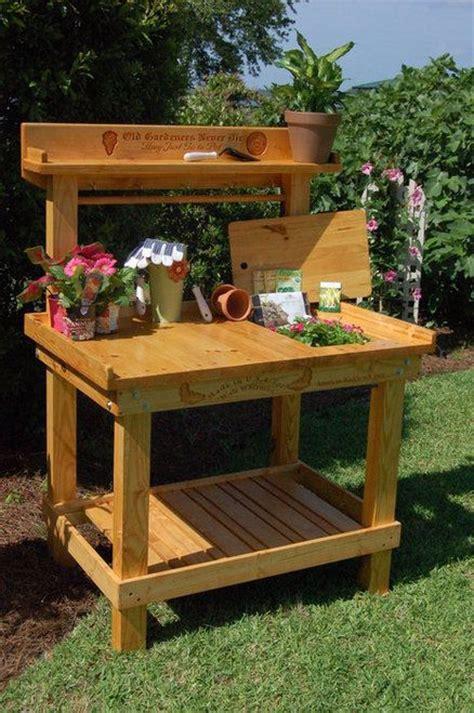 Gardening Workbench 52 Best Images About Garden Work Bench On