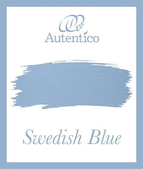 Autentico Swedish Blue Chalk Paint Chalk Paints