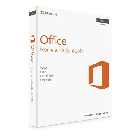 home microsoft office microsoft office for mac home student 2016 apple