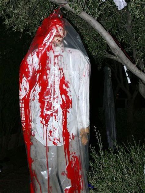 scary crafts for scary outdoor decorating ideas ideas