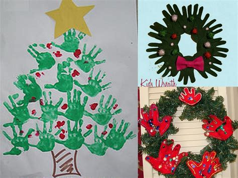 winter solstice crafts for random handprints a nyc live from new jersey