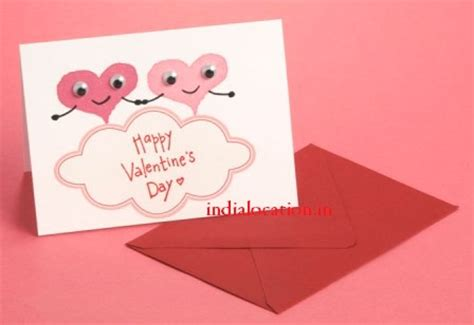 how to make cool valentines day cards easy handmade s day card happy s day