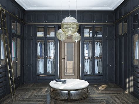 designer decor neoclassical and deco features in two luxurious interiors