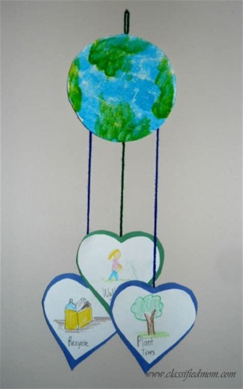 earth day crafts preschool crafts for march 2013