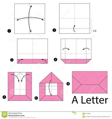 how to make an origami letter origami letter d tutorial origami handmade