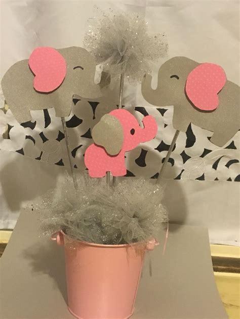 elephant themed baby shower centerpieces de 25 populairste idee 235 n elephant centerpieces op