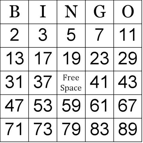 make bingo cards with pictures bingo school bingo related tips and guides page 4