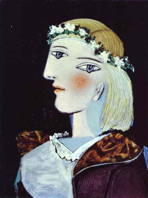 picasso paintings of therese ele de lauk las de pablo picasso sus retratos